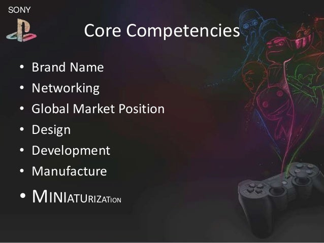 playstation core competencies Ps c t ps core competencies are sets of intellectual, personal, and social and  emotional proficiencies that all students need to develop in order to engage in.