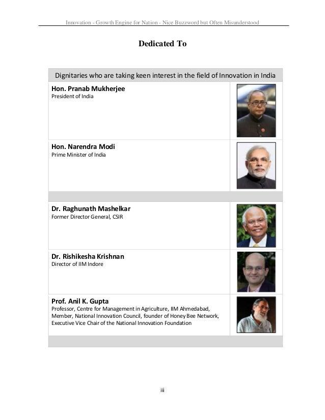 Innovation book dr dharaskar