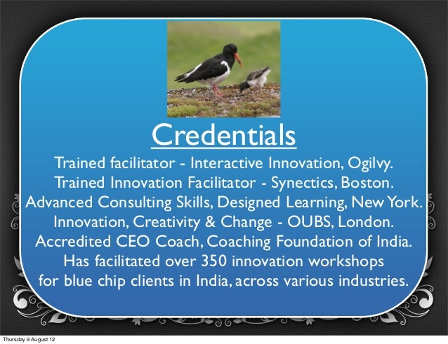 Innovation coaching r18072012 copy 1 for Innovation consultancy london