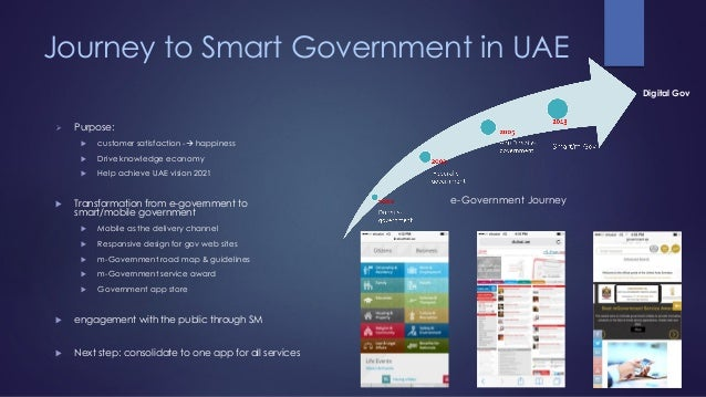 innovation examples from the uae smart government