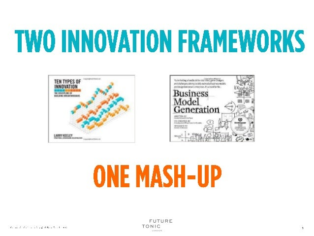 by Larry Keely https://www.doblin.com/ten-types Which innovation framework, the 10 types of innovation or the business mod...