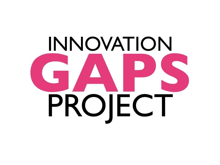 INNOVATIONGAPSPROJECT