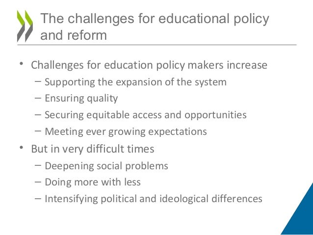 the education reform of the 21st Redesigning education: meeting the challenges of the 21st century 1  the  ministry of education in singapore consequently instituted reforms to improve the.