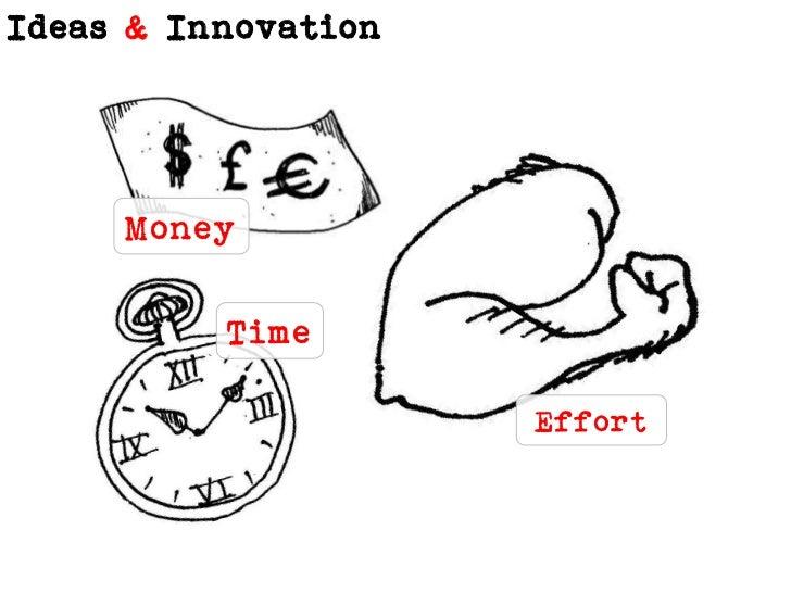 Money<br />Time<br />Effort<br />