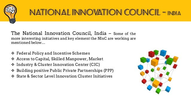 innovation in india The india innovation growth programme (iigp) 20 is a unique tripartite initiative of the department of science and technology (dst), government of india, lockheed.