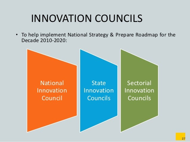 Applied Research & Innovation