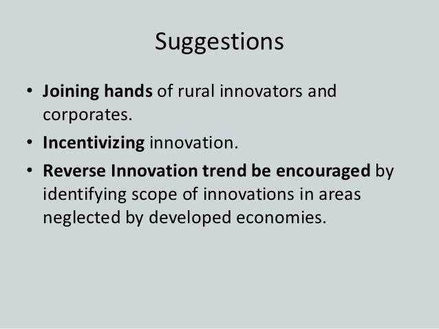 innovation in india Contents executive summary iv chapter i : introduction 1 1 understanding innovation in india 1 results from nkc survey 7 chapter ii : general trends in innovation 9 21 measure of innovation in the economy and impact on economic growth 9.