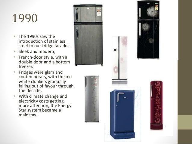 Innovation In Refrigerators