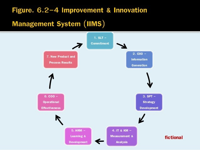 1. SLT Commitment 7. New Product and Process Results  2. CIIO Information Generation  6. COO Operational Effectiveness  3....