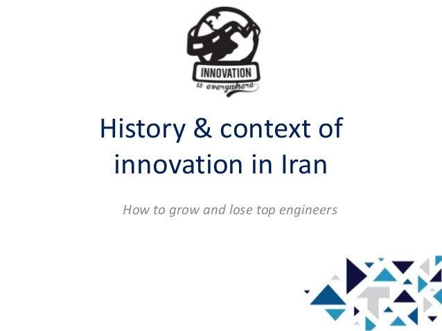Innovation is everywhere   iran startup tech innovation ecosystem Slide 3