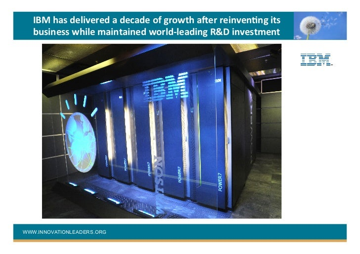analysis of leaders in innovation This amazon swot analysis reveals how the largest online retailer used its competitive advantages to become the dominant player in the retail industry it identifies all the key strengths, weaknesses, opportunities and threats that affect the company the most.