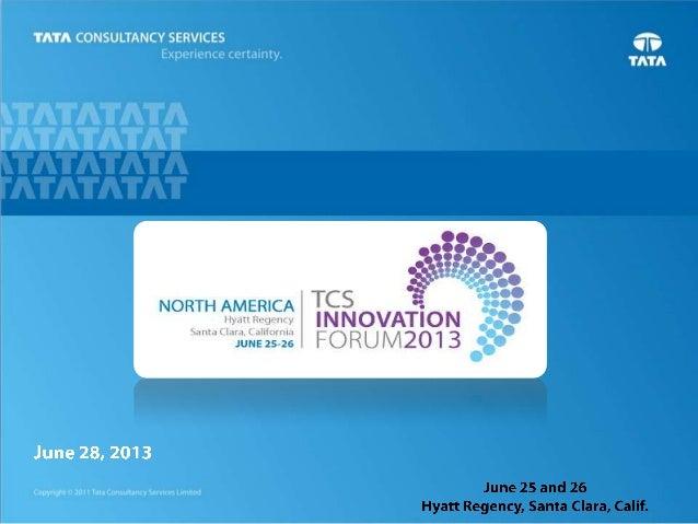 Opening Keynote June 28, 2013