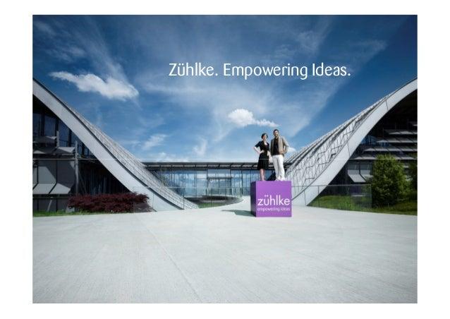 Zühlke. Empowering Ideas.