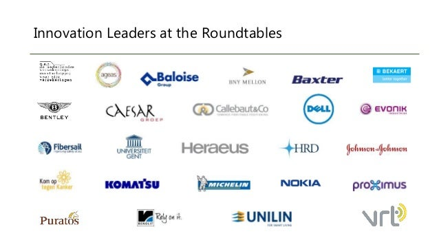 Keeping the Momentum - Innovation Leaders Roundtable by MTI² Slide 3