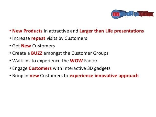 Innovation Media Solutions from Mediatrix Advertising Slide 2