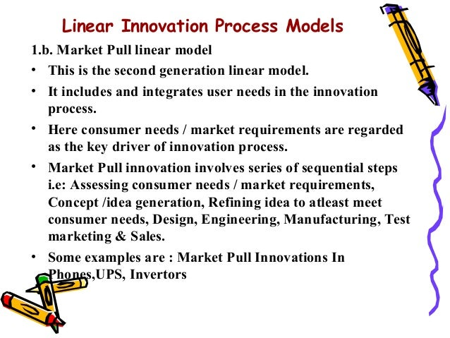 innovation process paper Roadmap to guide users through the innovation process the paper introduces different innovation processes as well as new product development models from the literature.