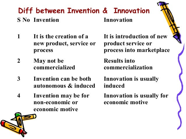 What is the Difference between Creativity and Innovation?