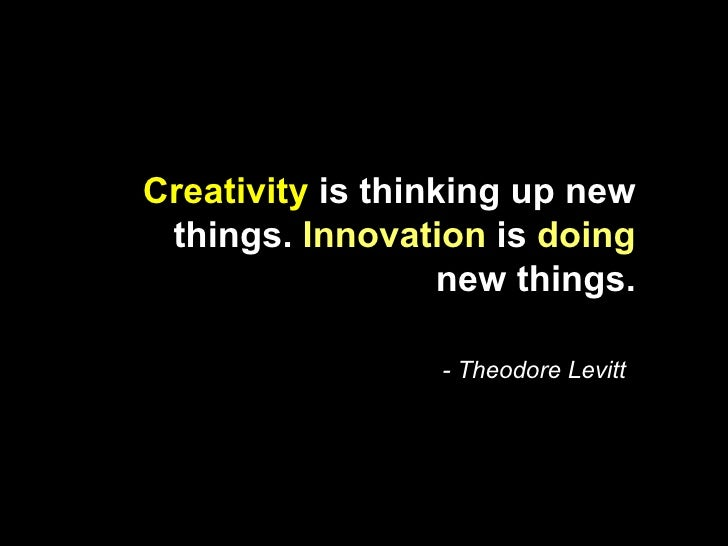 Quotes On Innovation Pleasing Innovation Quotes