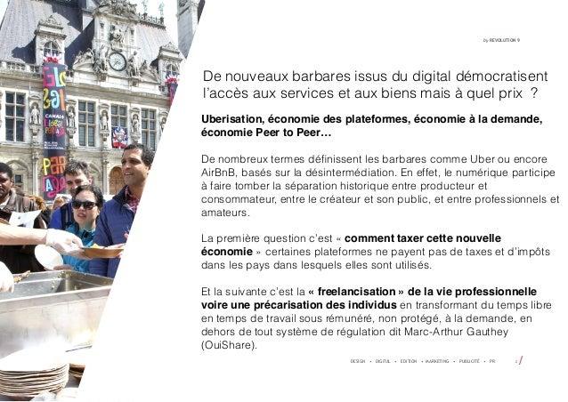 Les innovations issues de l'économie collaborative et sociale qui peuvent changer le monde  Slide 2
