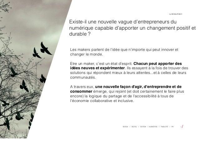 Les innovations issues de l'économie collaborative et sociale qui peuvent changer le monde  Slide 3