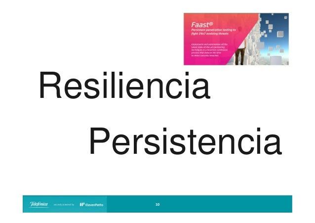 Resiliencia Persistencia 10