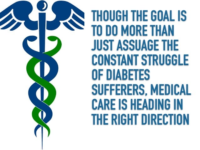 Innovations For Treatment Of Diabetes Slide 3