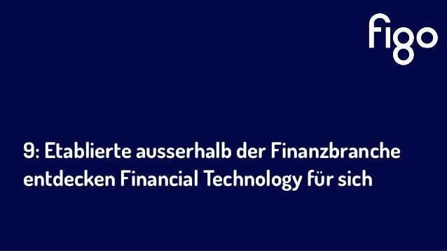 Die Plattformen der Zukunft haben keine Bank als Asset