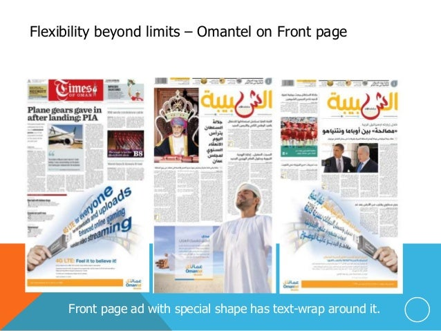 Innovations in Print Media Slide 3