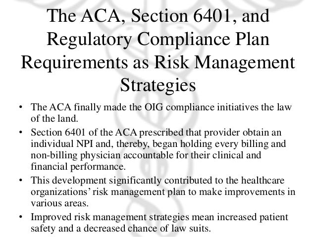 Healthcare Innovations and Regulatory Compliance Initiatives