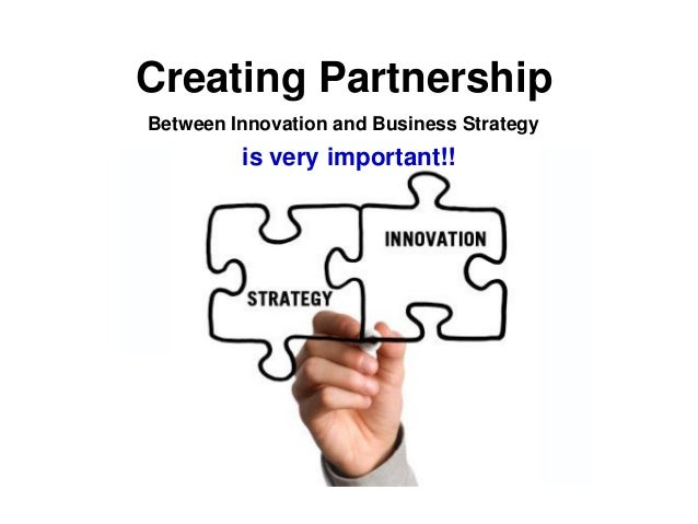 Aligning Innovation to Business Strategy