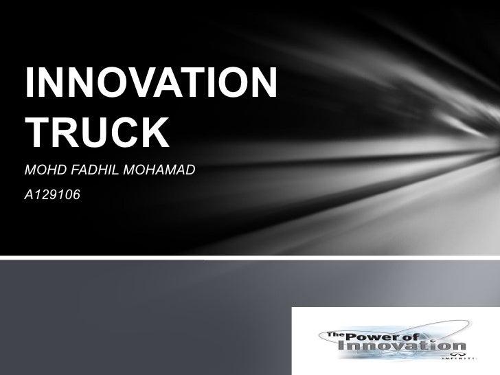INNOVATIONTRUCKMOHD FADHIL MOHAMADA129106