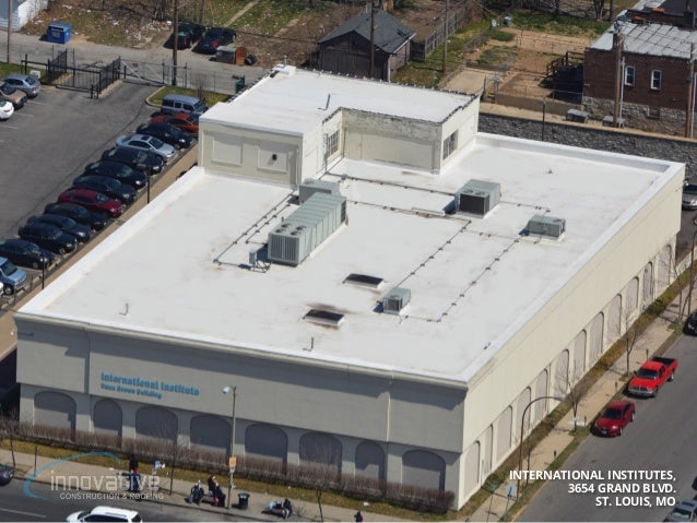Innovative Construction Commercial Roofing Overview