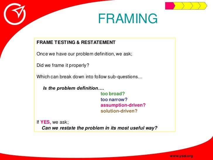 innovative problem solving guide rh slideshare net Problem Solving Funny Quotes effective problem solving practitioner's guide pdf