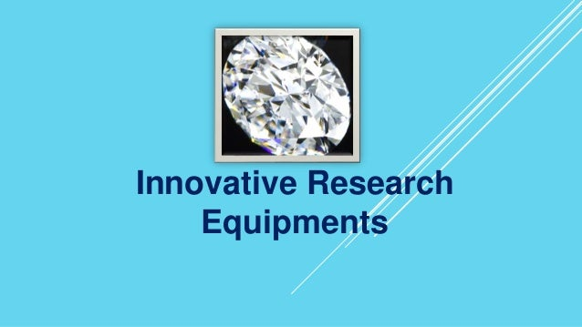 Innovative Research Equipments
