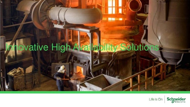 Innovative High Availability Solutions