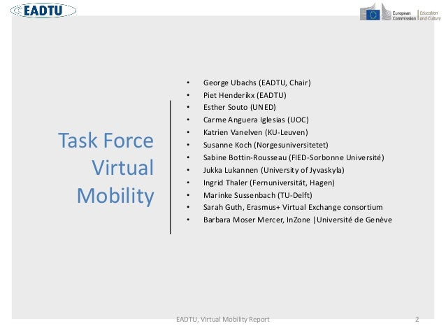 Innovative models for collaboration and student mobility in europe Slide 2