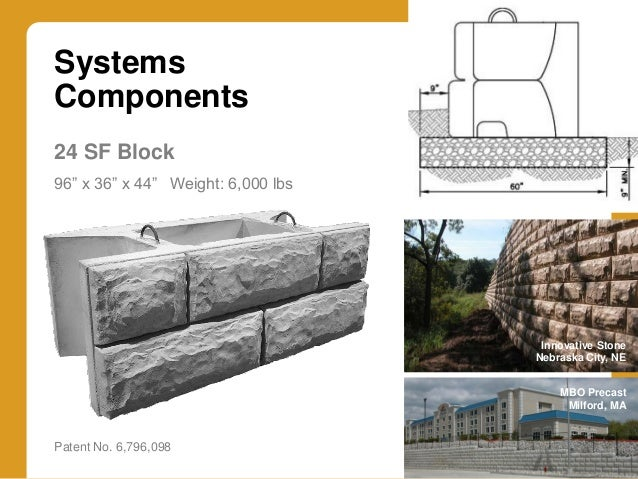 Innovative Retaining Wall Systems