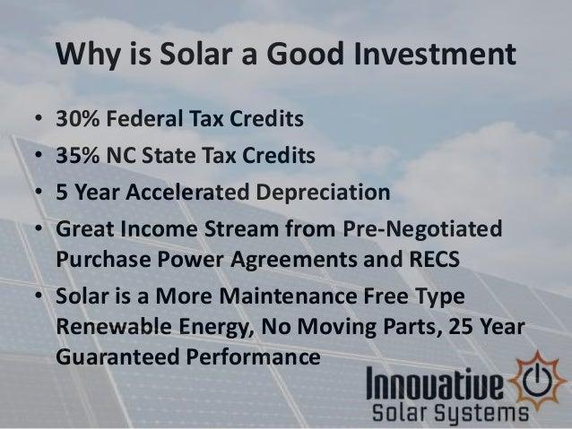 Innovative solarsystems Slide 3
