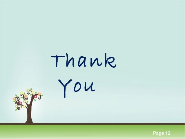 thank you powerpoint template choice image - powerpoint template, Presentation templates