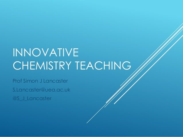 Innovative Ways Of Classroom Teaching : Innovative teaching methods