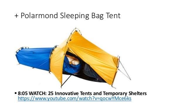 ... 8.  sc 1 st  SlideShare & Innovative temporary emergency shelter
