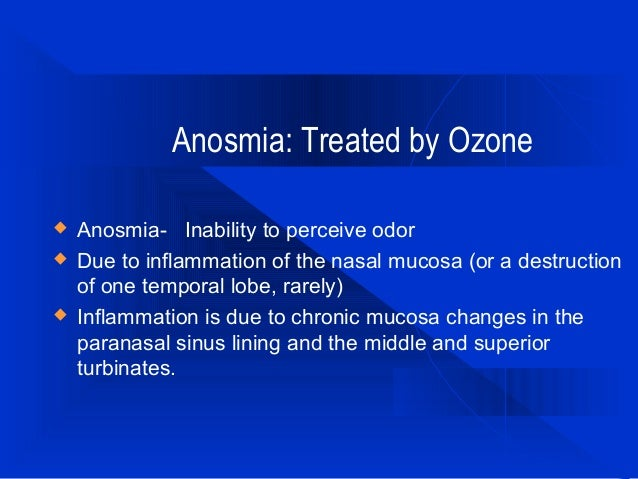 Innovative Case Studies With Ozone Therapy For Treatment