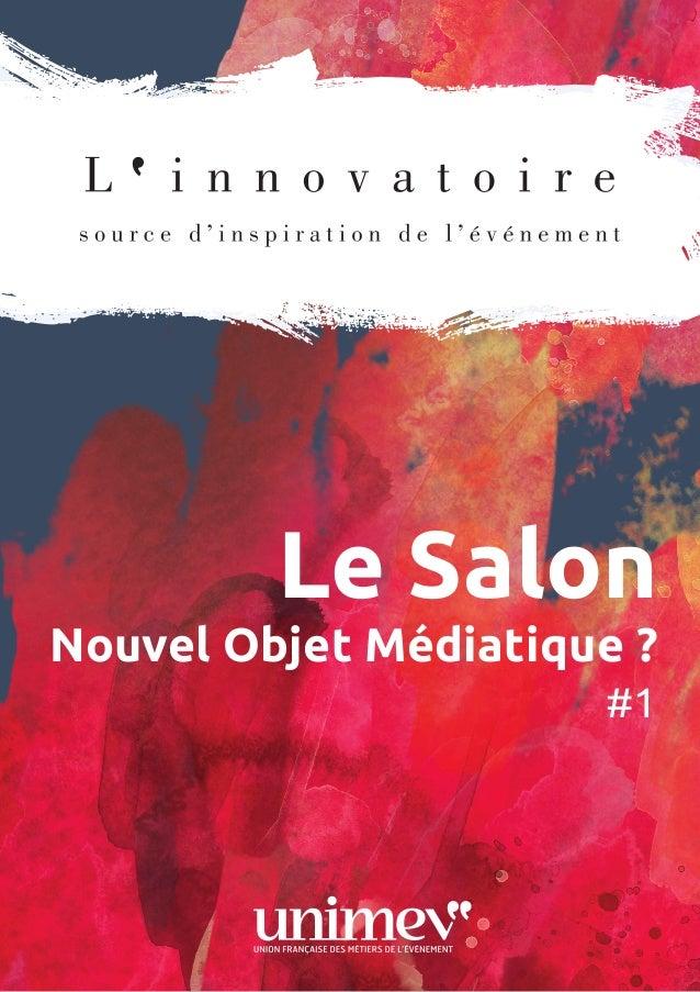 l l I IL s V W J FF- Y l l z I L sV W J OFF P PP - Le Salon Nouvel Objet Médiatique? #1