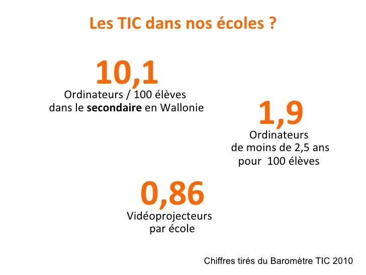 Innov@mic 18 Juin 2012: André Delacharlerie (AWT) Slide 2