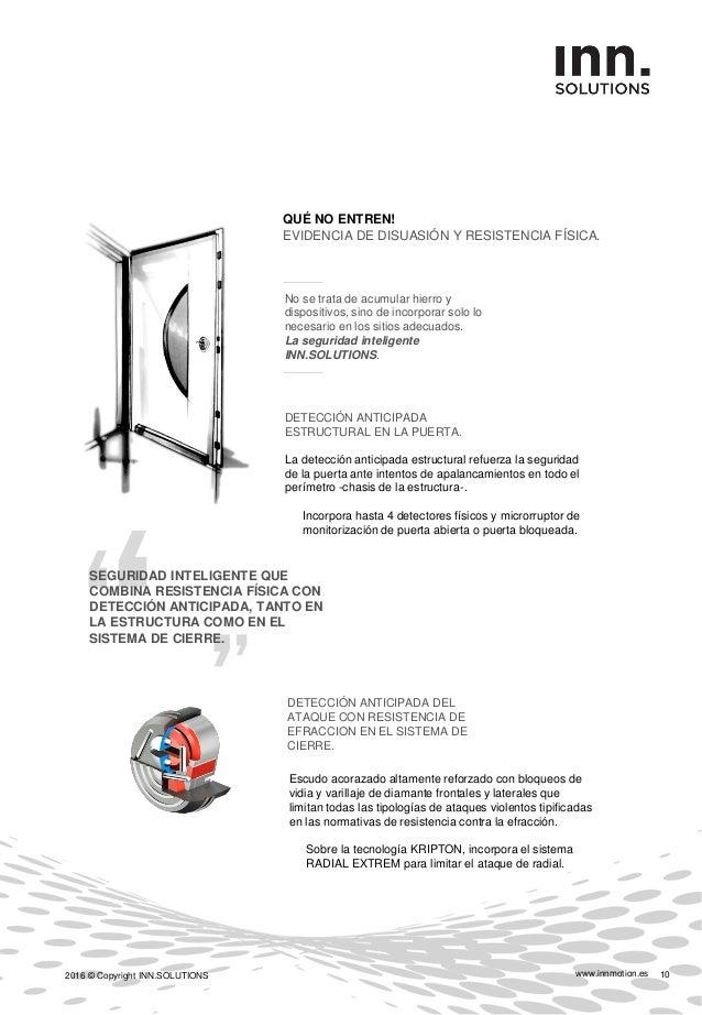 www.innmotion.es2016 © Copyright INN.SOLUTIONS 11 PERSONALIZACIÓN DISEÑOS Con la gama INN.DOOR ecofeel podemos diseñar tu ...