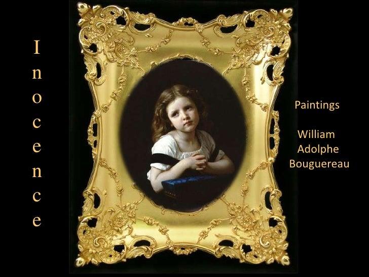 Ino   Paintingsc    Williame    Adolphe    Bouguereaunce