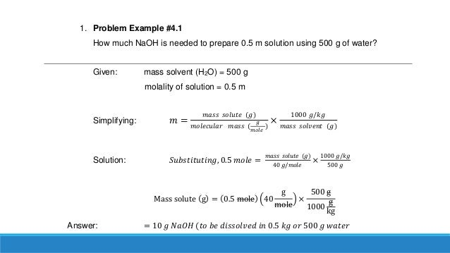 how to prepare n 10 naoh solution