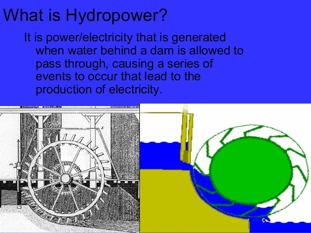 hydropower advantages n disadvantages