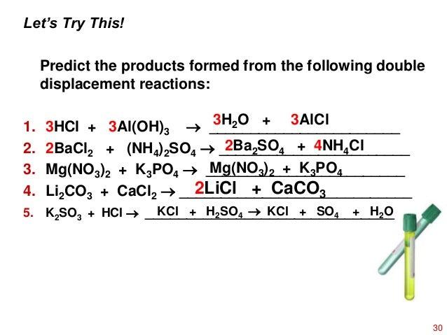 stoichiometry precipitate reaction k2co3 cacl2