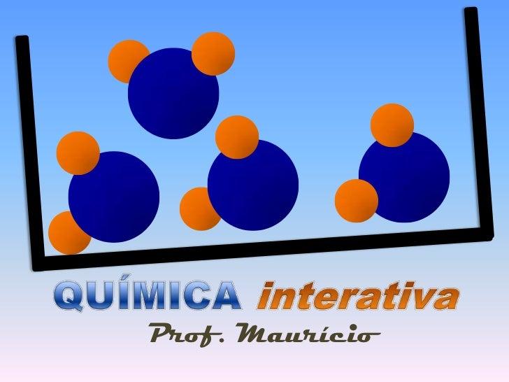 Prof. Maurício